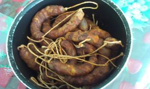 Britto Goa Sausages